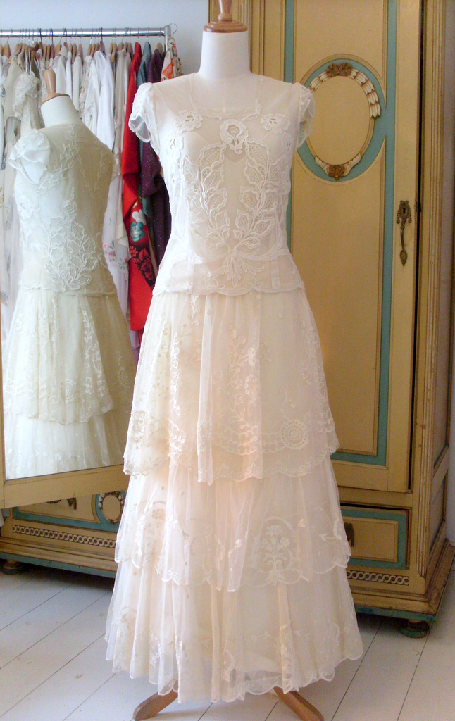 1940s Wedding Dresses Abigail S Vintage Bridal